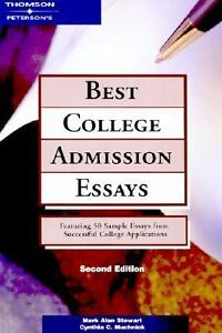 Best college admissions essay mark