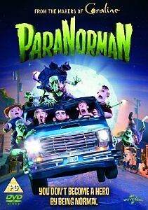 ParaNorman DVD 2013 Excellent Condition - Knottingley, United Kingdom - ParaNorman DVD 2013 Excellent Condition - Knottingley, United Kingdom