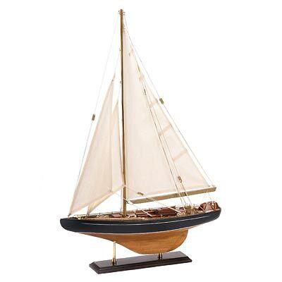 Auch für Landratten geeignet: Schiffe als Standmodelle