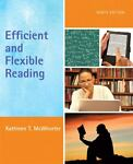 Efficient and Flexible Reading 9780205736577