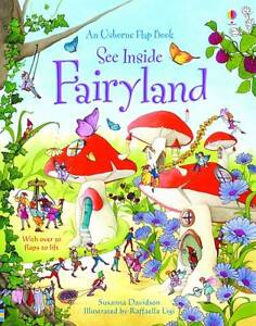 Fairyland-See-Inside-Usborne-See-Inside-Good-Susanna-Davidson-Book