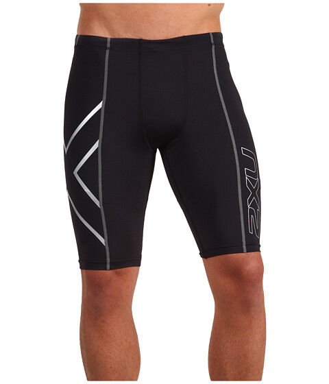 The best men's compression shorts and base layers from brands like Under Armour, Champion, Neleus, Tesla, Sullo, and Mava.
