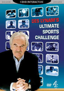 DVD-Sport-Des-Lynam-039-s-Ultimate-Sports-Challenge