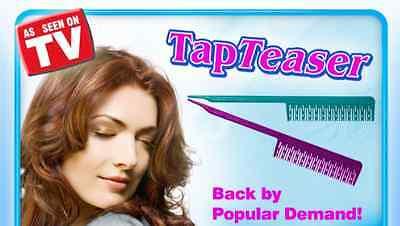 Tap Teaser Comb