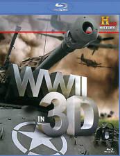 WWII in 3D Blu-ray Region A
