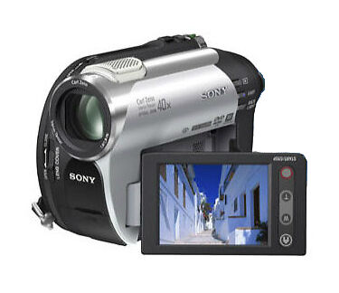How to convert Sony DCR video to DVD