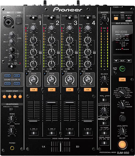 What's the Difference Between a DJ Mixer and a Live Mixer?