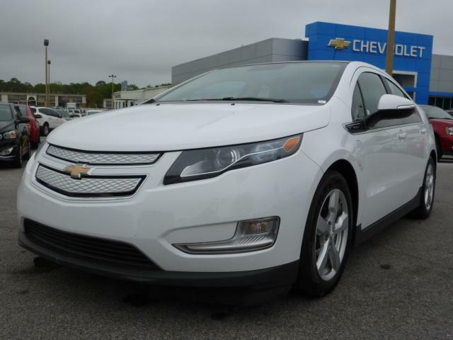 2012 Hybrid Electric Hatchback Chevy Volt W 1 4l Gas