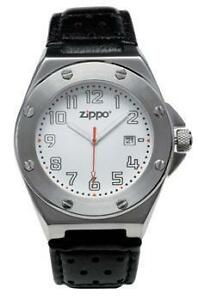 3b49174c5 Zippo Casual Bolted 45008 Wrist Watch for Men for sale online | eBay