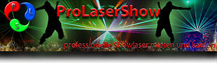 PROLASERSHOW Showlaser Technik