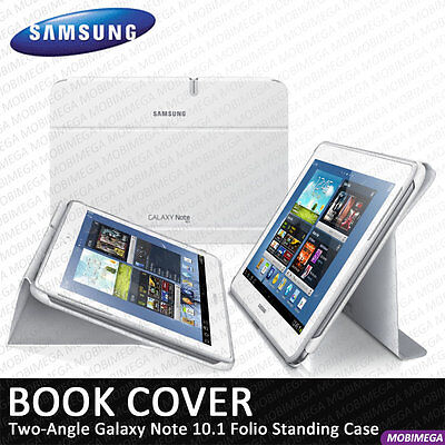 Genuine Samsung Original Galaxy Note 10.1 Book Cover