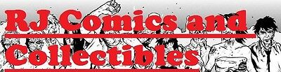 RJ Comics and Collectibles