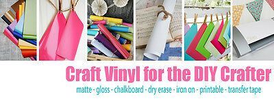 Craft Vinyl Wholesale