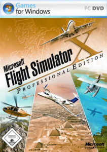 Microsoft Flight Simulator X - Professional Edition (PC, 2006, DVD-Box) - Heroldsberg, Deutschland - Microsoft Flight Simulator X - Professional Edition (PC, 2006, DVD-Box) - Heroldsberg, Deutschland