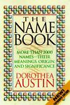 The Name Book, Dorothy Astoria, 1556619820