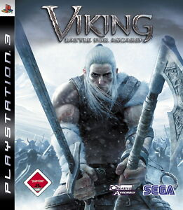 Viking: Battle For Asgard (Sony PlayStation 3, 2008)