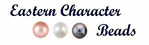Eastern Character Beads on eBay