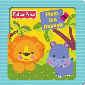 Fisher-Price Meet the Animals, Fisher-Price