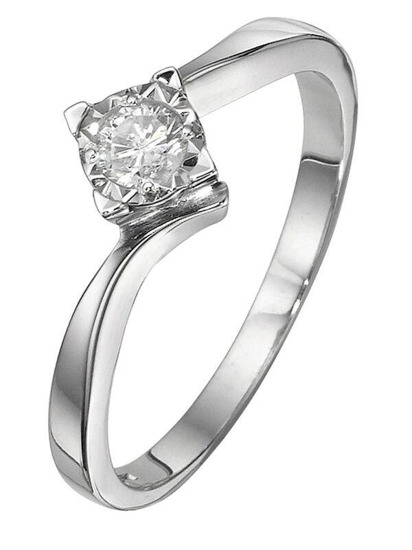 Contemporary Diamond Ring Buying Guide