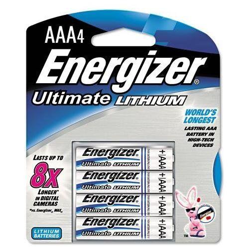 Standard Alkaline Batteries