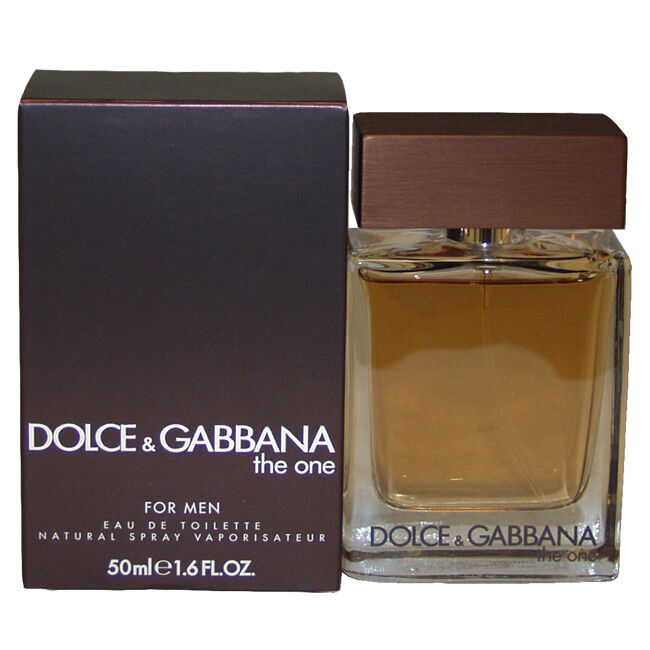 b6d79a8c09f7d Dolce   Gabbana The One Sport 1.6oz Men s Eau de Toilette   eBay