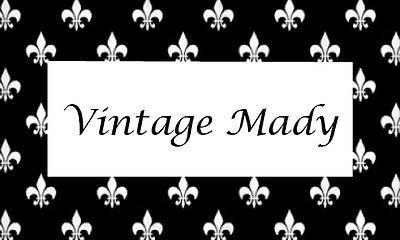 Vintage Mady