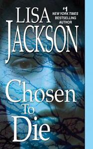 Chosen-to-Die-by-Lisa-Jackson-2009-Paperback-CrimeThriller-Fiction