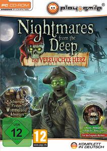 Nightmares From The Deep - Das Verfluchte Herz  (PC)     Neuware