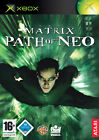 The Matrix: Path Of Neo (Xbox, 2005, DVD-Box)