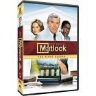 Matlock - The Complete Season One (DVD, 2008, 7-Disc Set) (DVD, 2008)