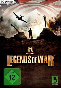 HISTORY Legends Of War (PC, 2013, DVD-Box) - Jethe, Deutschland - HISTORY Legends Of War (PC, 2013, DVD-Box) - Jethe, Deutschland