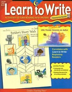 Learn-to-Write-Resource-Guide