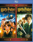 Harry Potter and the Sorcerer's Stone/ Harry Potter and the Chamber of Secrets - 2 Pack (Blu-ray Disc, 2012, 2-Disc Set, Spanish Packaging)