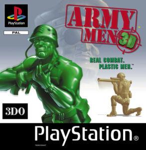 Army Men 3D (Sony PlayStation 1, 2000)