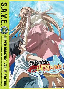 My Bride Is A Mermaid - S.A.V.E. DVD