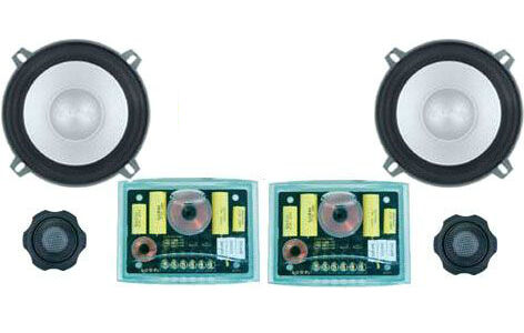 How to Identify the Components of a Speaker