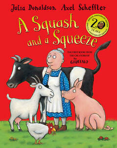 A-Squash-and-a-Squeeze-20th-anniversary-edition-Donaldson-Julia-New-Book
