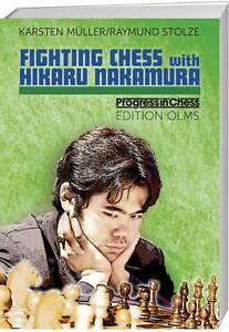 FIGHTING CHESS WITH M.CARLSEN (Progress in Chess) by Mikhalchishin, Adrian, Stet