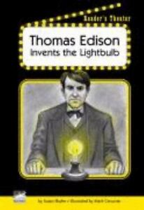 Thomas Edison Invents the Lightbulb Reader's Theater Set D