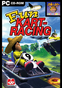 Fun Kart-Racing (PC, 2002, DVD-Box) PC Spiel - Deutschland - Fun Kart-Racing (PC, 2002, DVD-Box) PC Spiel - Deutschland