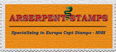 ARSERPENT STAMPS