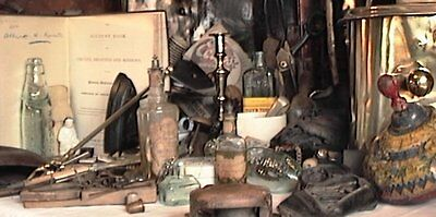 Foldsworthy Antiques Collectables