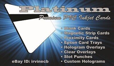 Platinum ID Cards
