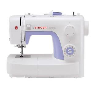 singer sewing machine beginner