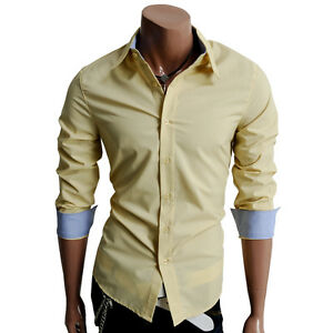 The complete mens dress shirt buying guide ebay for Where to buy a dress shirt