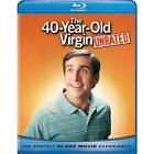 The 40-Year-Old Virgin (Blu-ray Disc, 2008)