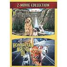 Homeward Bound: The Incredible Journey/Homeward Bound II: Lost in San Francisco (DVD, 2008)