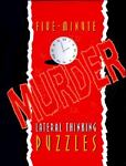 Five-Minute Murder Lateral Thinking Puzzles, Lagoon Bks Staff, 189971233X