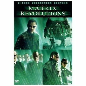 The Matrix Revolutions Two-Disc Widescreen Edition 2004 by Andy Wac 0790790300