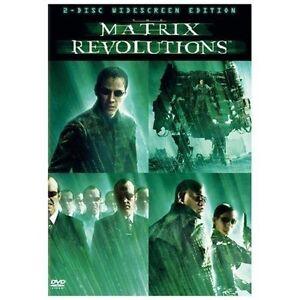 The Matrix Revolutions (Two-Disc Widescreen Edition), New DVD, Monica Bellucci,